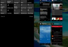 custom ancent in windows 10 mobile (1)