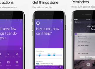 Cortana for iPhone