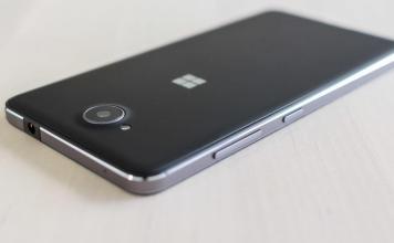 Lumia 650 - Windows Phone