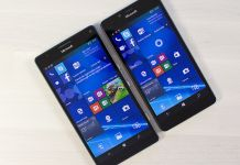 Windows 10 Mobile Build 15205