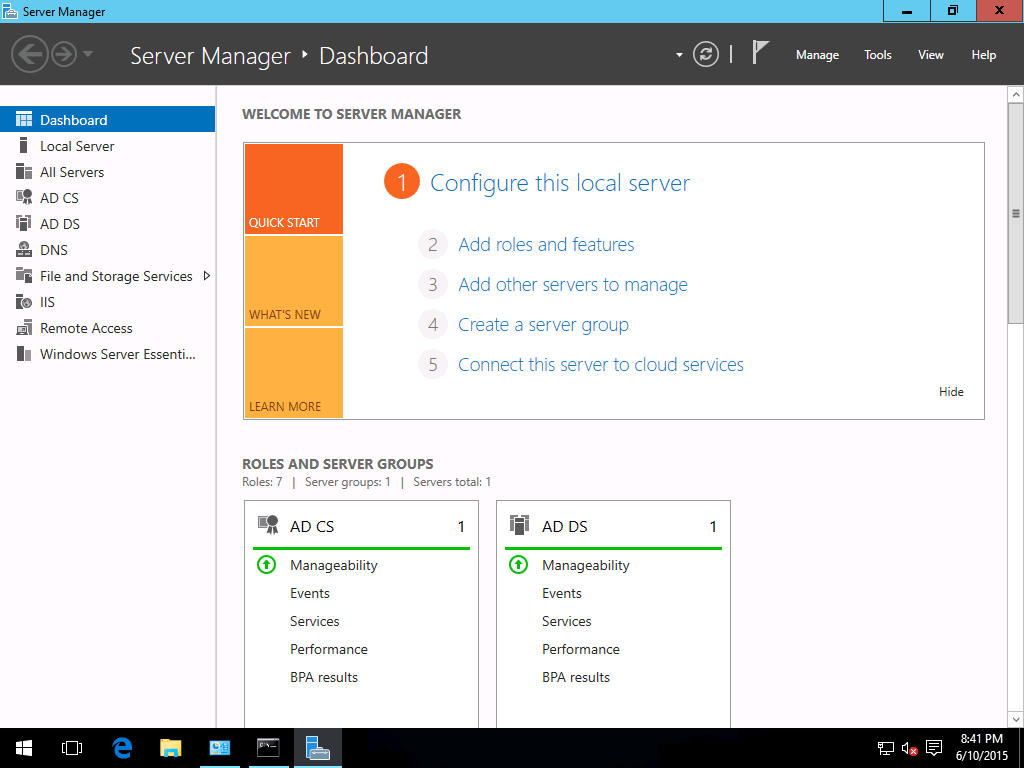 Windows Server moves to a semi-annual release schedule
