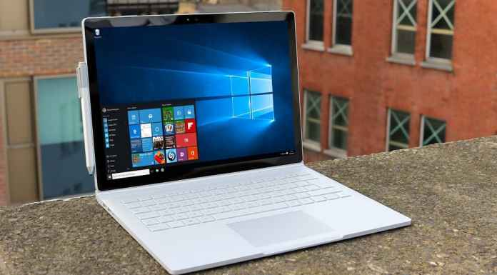 Surface Book with Windows 10