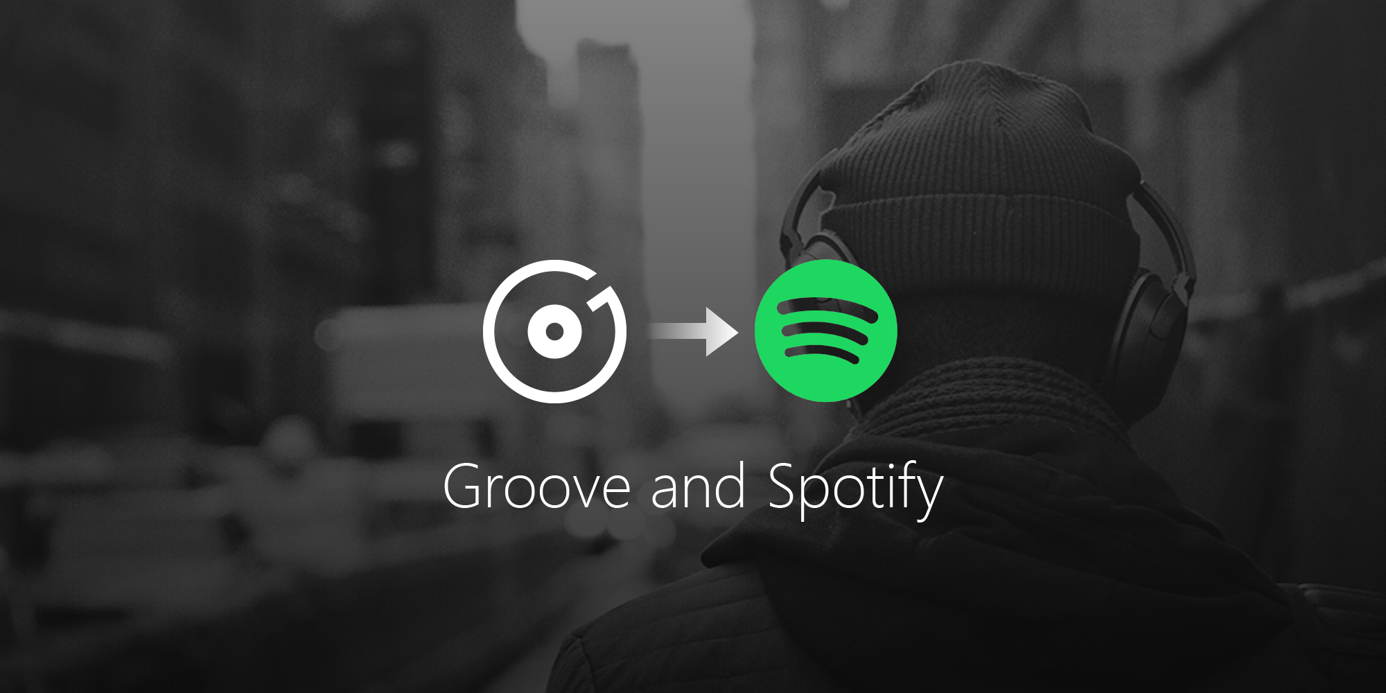 Microsoft getting out of the music biz, moving Groove subs to Spotify