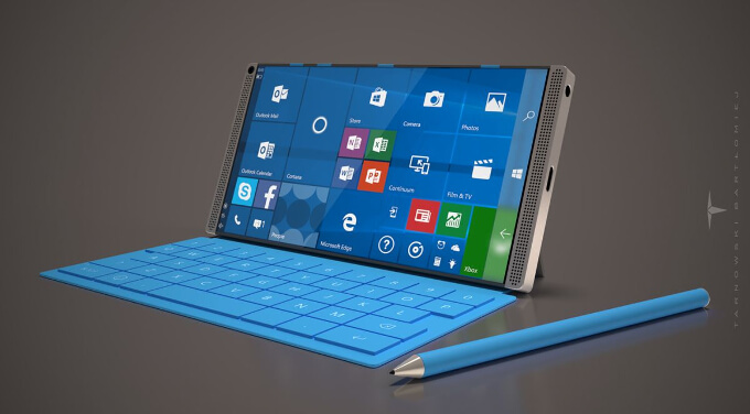 Microsoft Takes On Google With Rumoured 'Surface Phone'