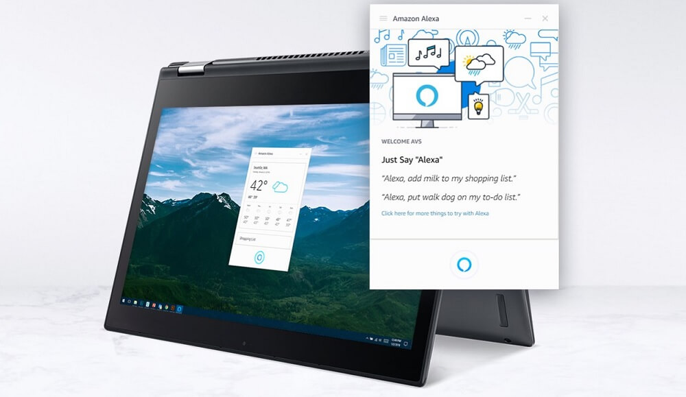 Amazon shares more information about Alexa for Windows 10 PCs