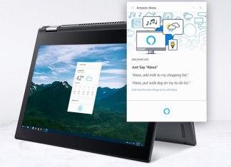 Windows and Alexa