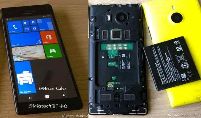 Unreleased Lumia