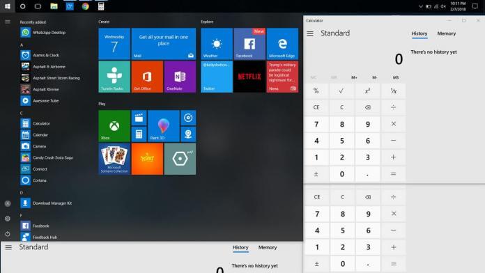 Windows 10 apps