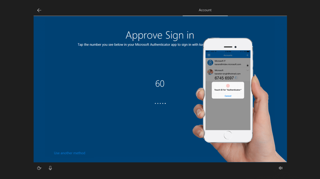 Microsoft thinks passwords are so yesterday; brings new authentication method