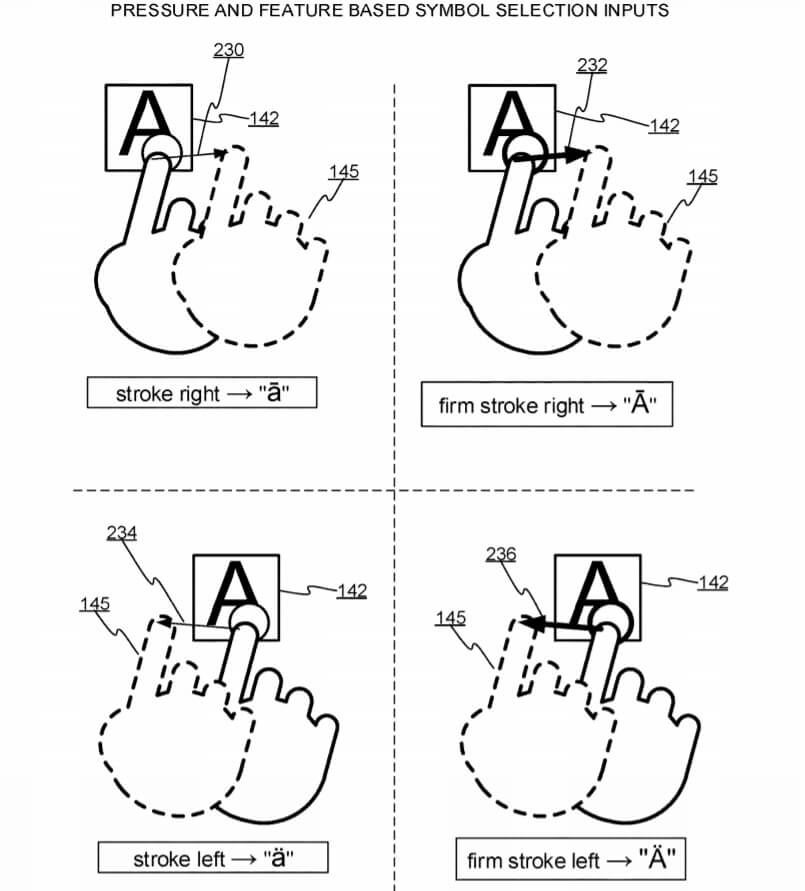 Patent suggests Microsoft is working on a new pressure