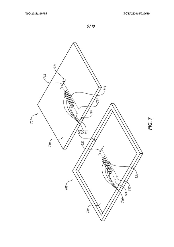 Microsoft patents a system with a computing and a