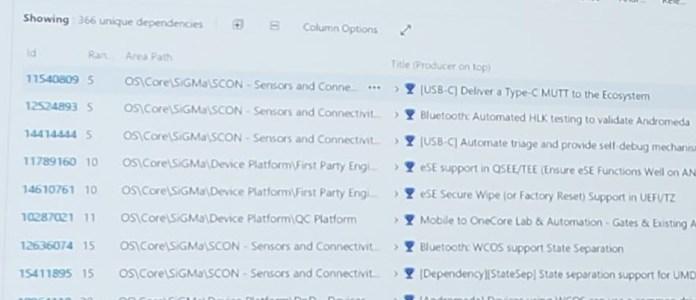 Windows Core OS leak
