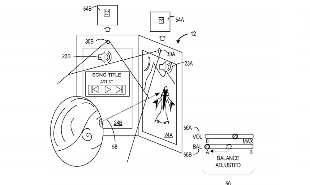 Another interesting Microsoft patent details dual-screen