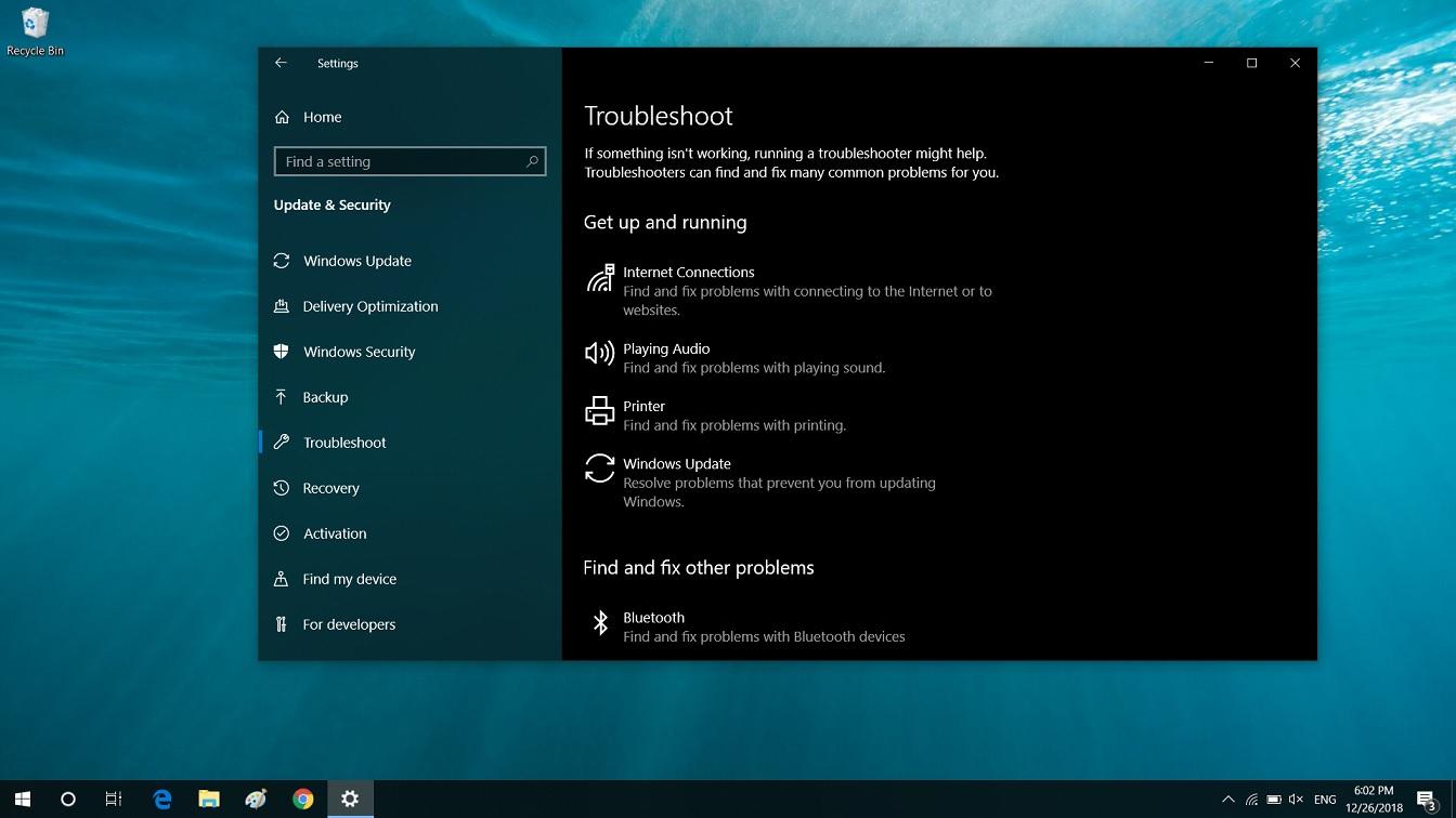 windows 10 april 2019 update problems