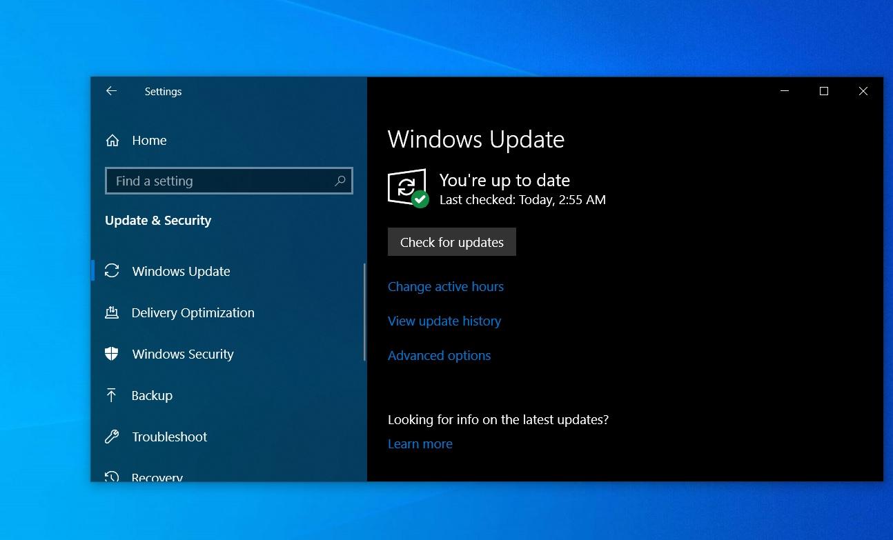 Microsoft blocks Windows 10 version 1903 on older Mac