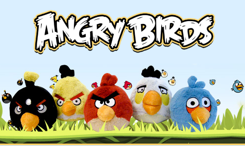 Angry Birds for Windows 7