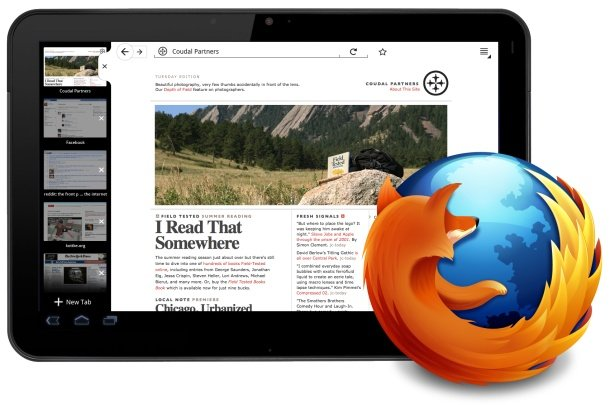 Download Mozilla Firefox 9 Beta