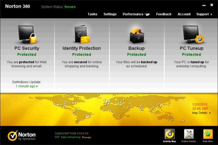 Norton 360 Security Suite