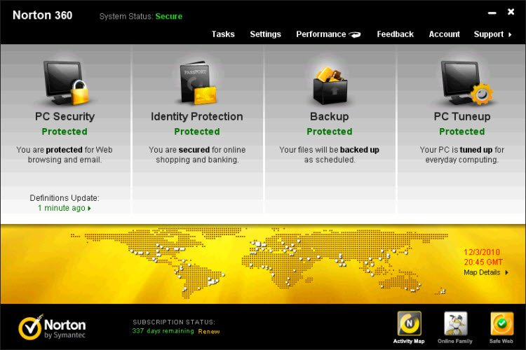 Norton 360 Security Suite