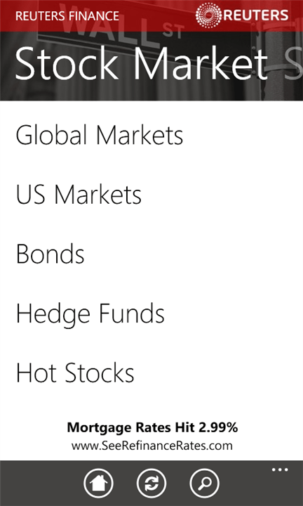 Reuters Finance