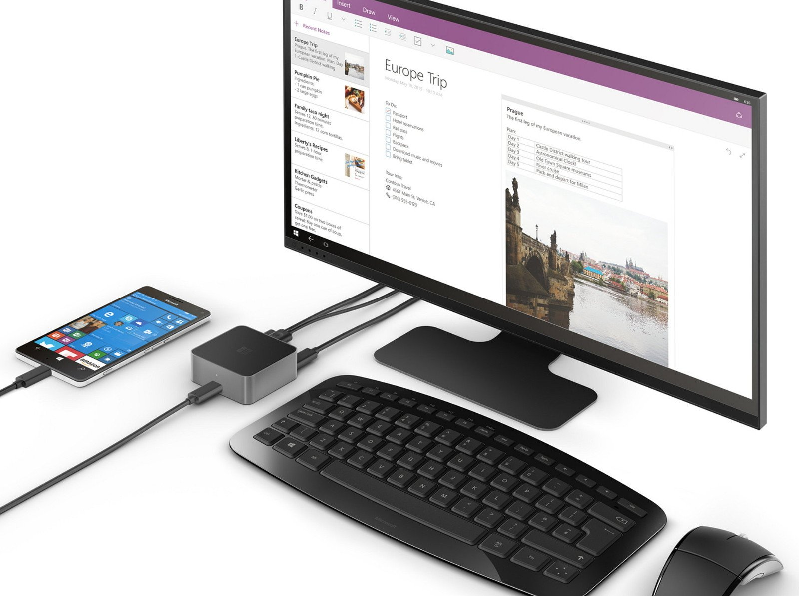 How to use Windows Continuum with Windows 10 Mobile devices