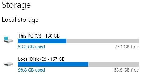 clean Disk Space