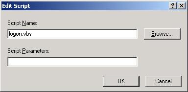 Logon Scripts on a Windows Server   VM Blog