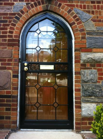 Screen Door Security Locks