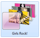 girlsrockwindows7theme