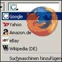 Firefox Suchfeld entfernen (Web-Suche / Searchbar) 0