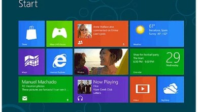Photo of Windows 8 Skin