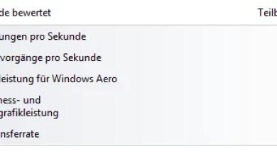 Photo of Leistungstest Ihres Computer unter Windows 7