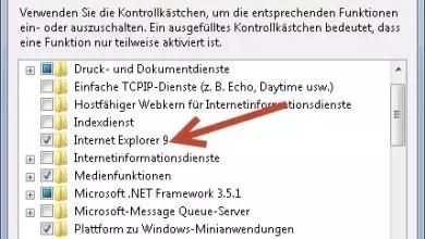 Photo of So deinstallieren Sie Internet Explorer 9