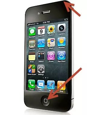 iphone bild machen