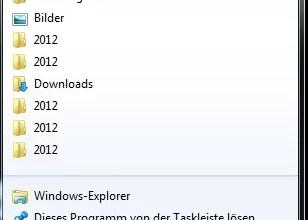 Photo of Zuletzt verwendete Dokumente nicht anzeigen Windows 7