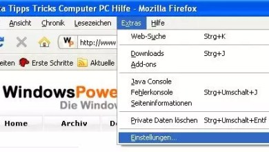 Photo of Firefox Updates Deaktivieren