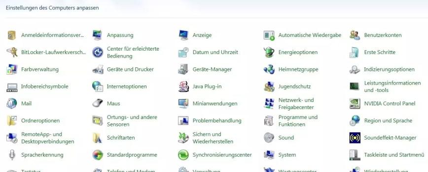 Gastkonto unter Windows 7 umbenennen 0