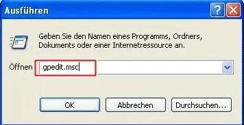 Photo of XP Startmenü anpassen