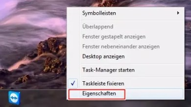 Photo of Superbar Windows 7 wieder zur Taskleiste machen