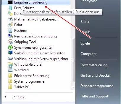 Partition erstellen unter Windows 7 0