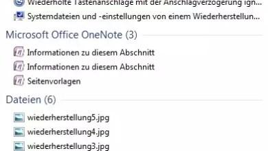 Photo of Wiederherstellungspunkt erstellen Windows 7