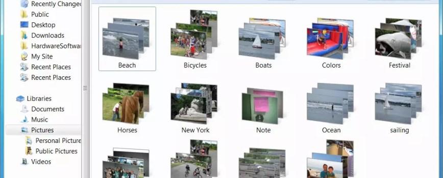 Schneller auf Dateien zugreifen Windows 7 0