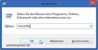Windows 8 im abgesicherten Modus starten 0