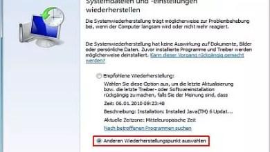 Photo of Windows 8 Wiederherstellungspunkt manuell erstellen