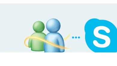 MSN Messenger wird Skype 0