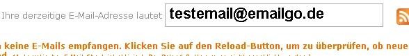 Wegwerf E-Mail erstellen