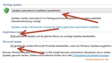 Photo of Windows 8 automatische Updates aktivieren