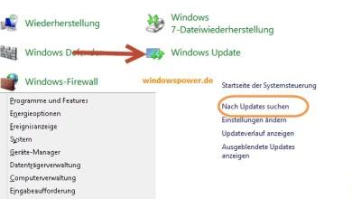 Photo of Windows 8 Updates manuell suchen