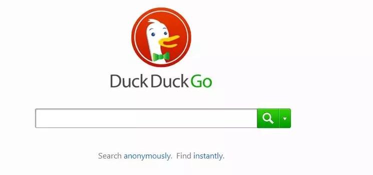 DuckDuckGo – Google ohne Überwachung 0