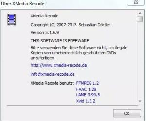 X Media Recode 2